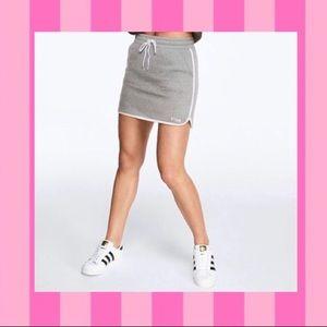 Victoria's Secret Pink Fleece Skirt